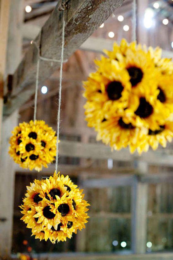Sunflower Accent