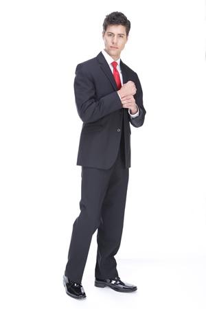 Black Tuxedo Modern Fit