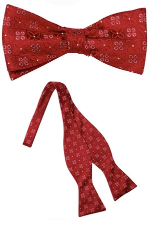 Pike Self Tie Bow Tie