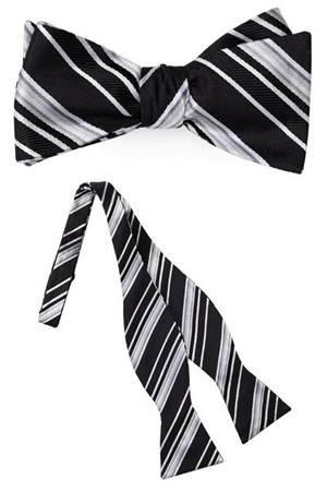 Elliott Silk Self-Tie Bow Tie