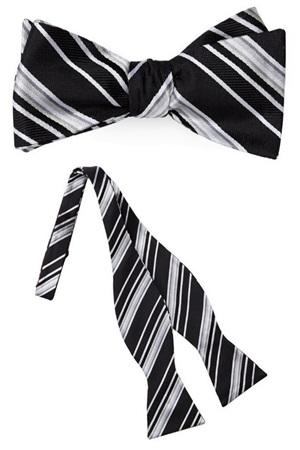 Elliott Silk Self-Tie Bow Tie