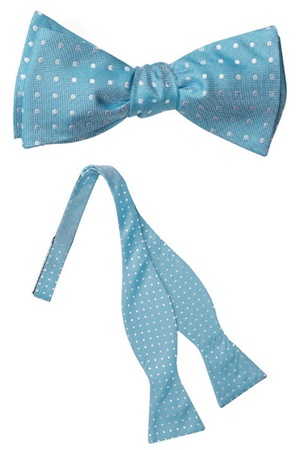 Madison Silk Self Tie Bow Tie
