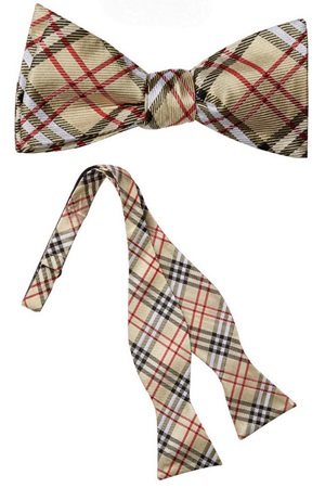 Denny Silk Self Tie Bow Tie