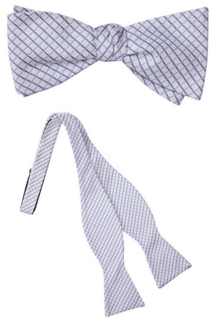 """Beacon"" Periwinkle Plaid"