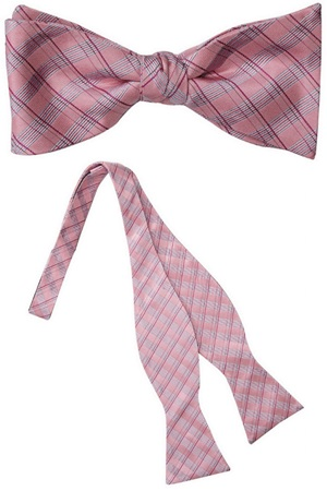 """Seneca"" Pink Plaid"