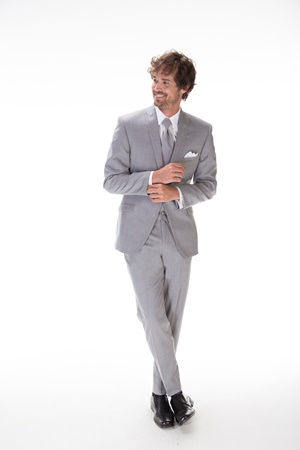 Hamilton Heather Gray Tuxedo