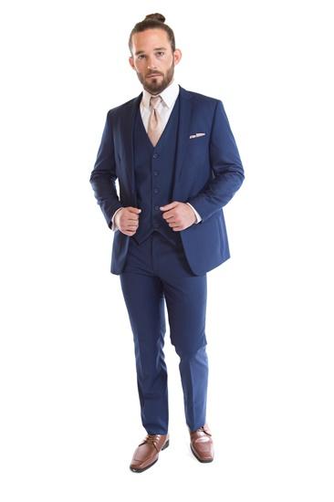 French Blue Suit - Suit Purchase - Suit Rental - Prom Suit - Graduation